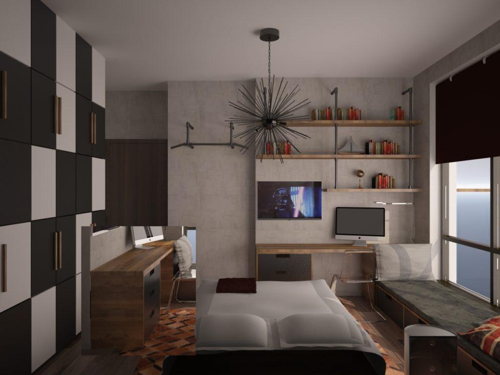 Квартира в Новогорске