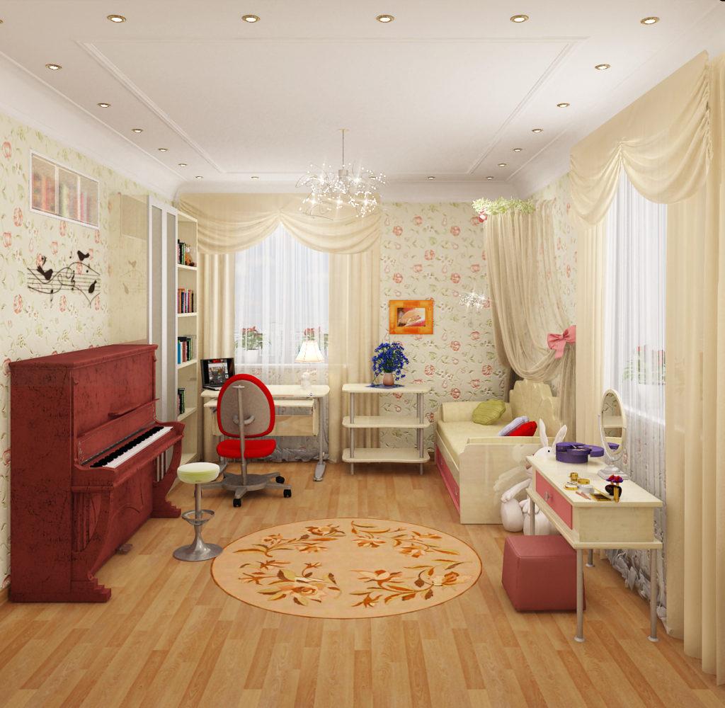 Квартира на Ломоносовском проспекте