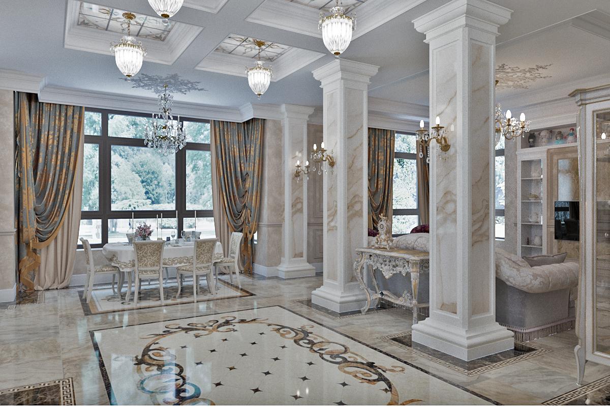 Загородный дом во Внуково
