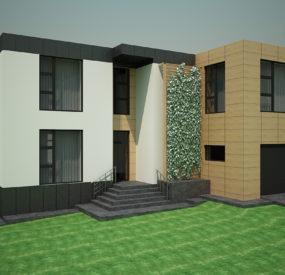 Реконструкция дома Летово
