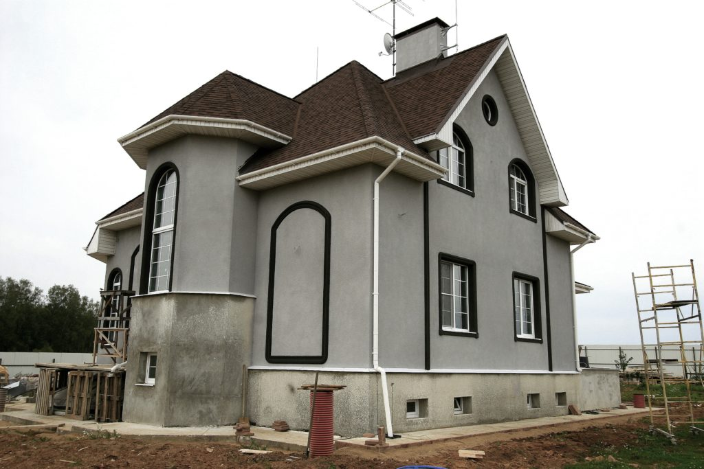 Основной и гостевой дома (Чеховский район)