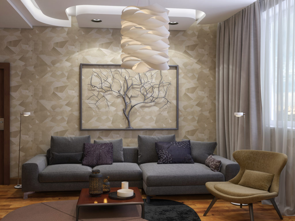 Дизайн интерьера (архитектор Марина З.)