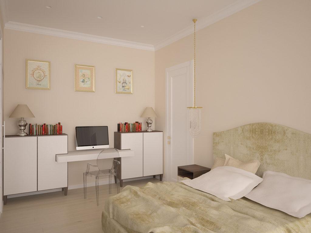 Квартира в резиденции Монэ