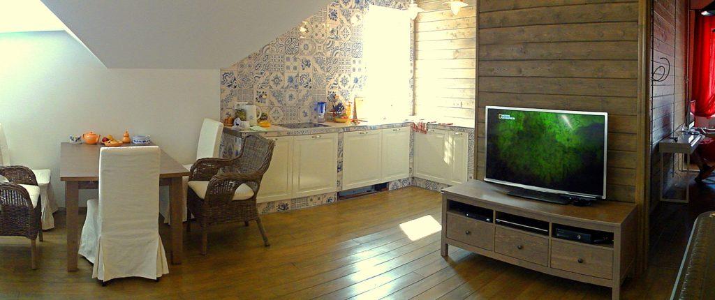 Гостевой дом в Чеховском районе