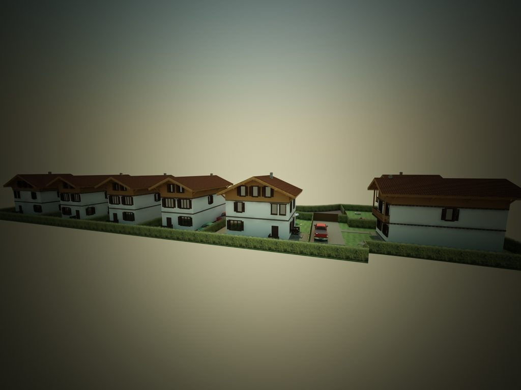 Поселок Беляниново